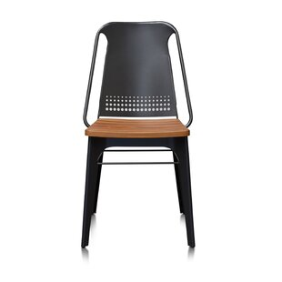 Adelia Teak Patio Dining Chair (Set of 2)