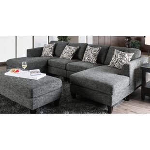 Digregorio Modular Sectional with Ottoman