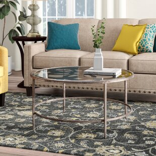 Affordable Geoffrey Coffee Table by Three Posts Reviews (2019) & Buyer's Guide