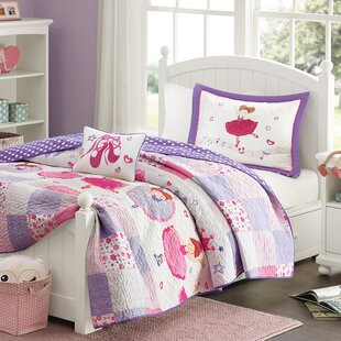 Carthage Reversible Coverlet Set