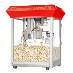 8 Oz. Roosevelt Popcorn Machine