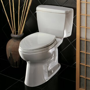 Toto Drake 1.6 GPF Elongated Two-Piece Toilet