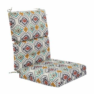 Patio High Back Chair Cushions Wayfair