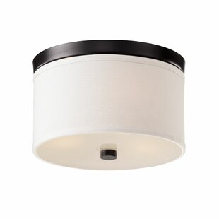 Albright 1-Light Flush Mou..