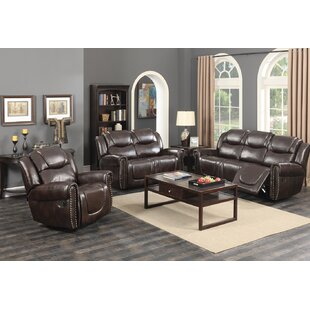 Aayush Reclining Configurable Living Room Set