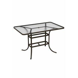 Tropitone Umbrella Bar Table