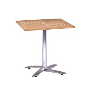 Mcvay Folding Manufactured Wood Bistro Table By Sol 72 Outdoor