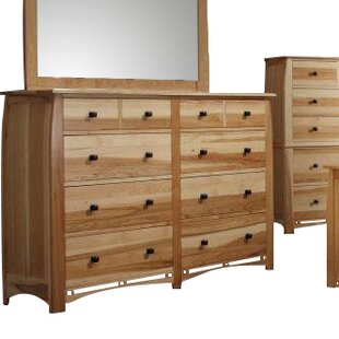 Asdsit 8 Drawer Double Dresser