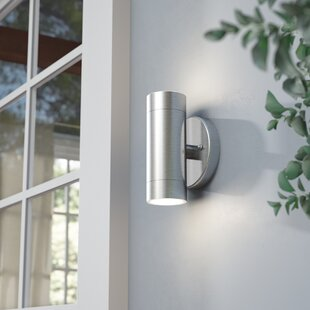 Mccollum 2-Light Outdoor LED Outdoor Sconce