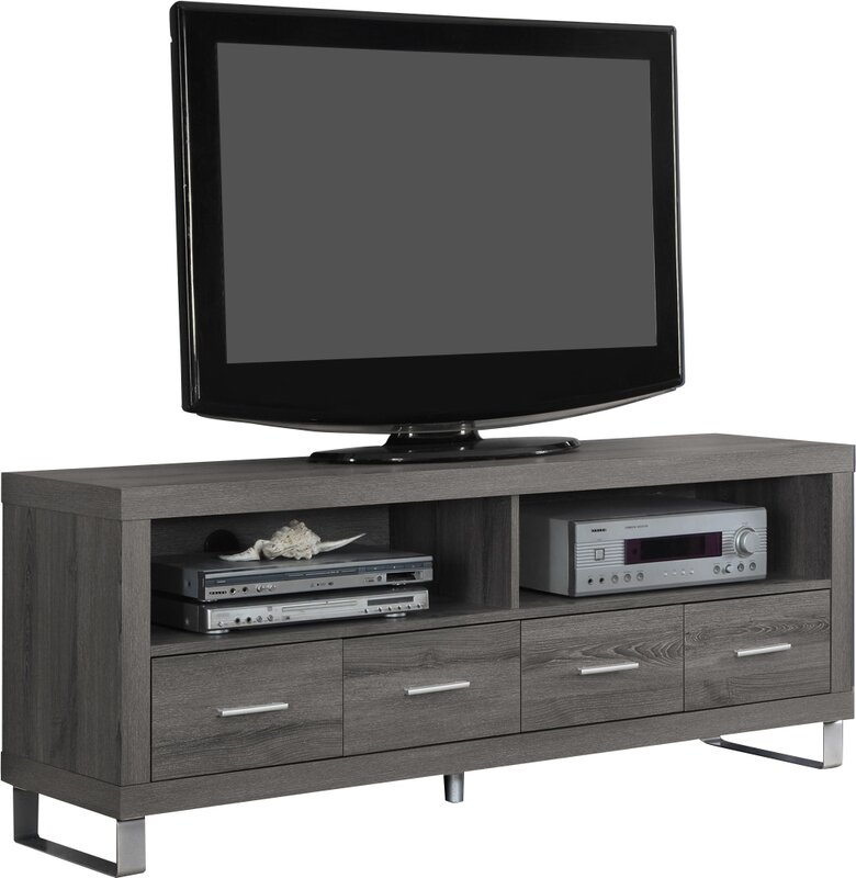 Brayden studio maner 60 tv stand reviews wayfair maner 60 tv stand sciox Image collections