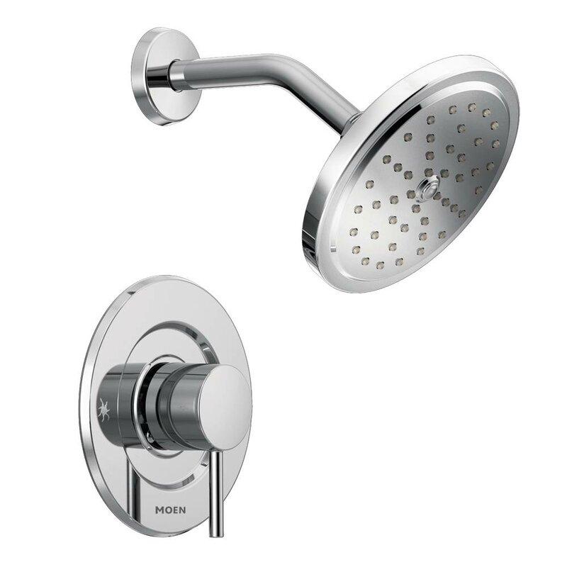 shower faucet. Align Moentrol Shower Faucet Trim with Lever Handle Moen  Reviews