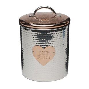 Rosie 104 qt. Pet Treat Jar