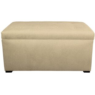 Find for Coolidge Wood Storage Bench By Charlton Home