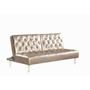 Bussell Upholstered Convertible Sofa by House of Hampton
