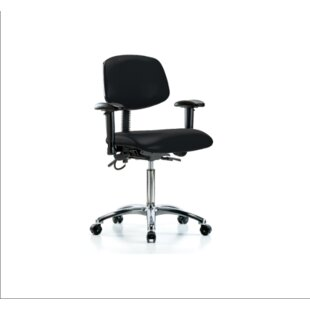 Jasmine Ergonomic Task Chair by Symple Stuff Read Reviews