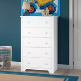 Olympia 5 Drawer 31.25'' W Chest