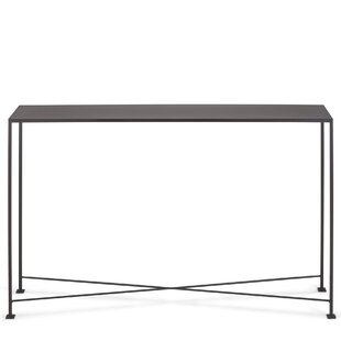 Diversey Metal Console Table by TAG