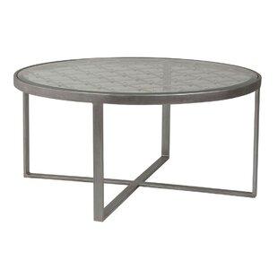 Metal Designs Coffee Table..