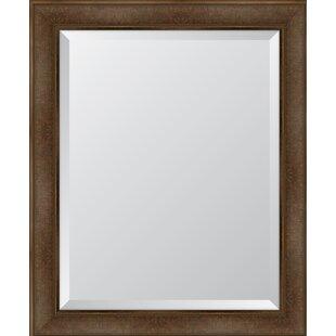 Melissa Van Hise Warm Walnut Wall Mirror