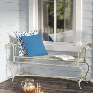 Lemire Iron Garden bench