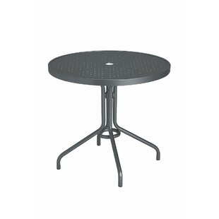 Boulevard Aluminum Bar Table by Tropitone Spacial Price