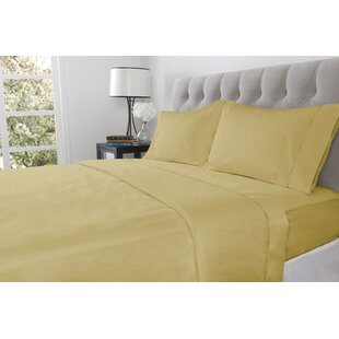 410 Thread Count 100% Cotton Fitted Sheet
