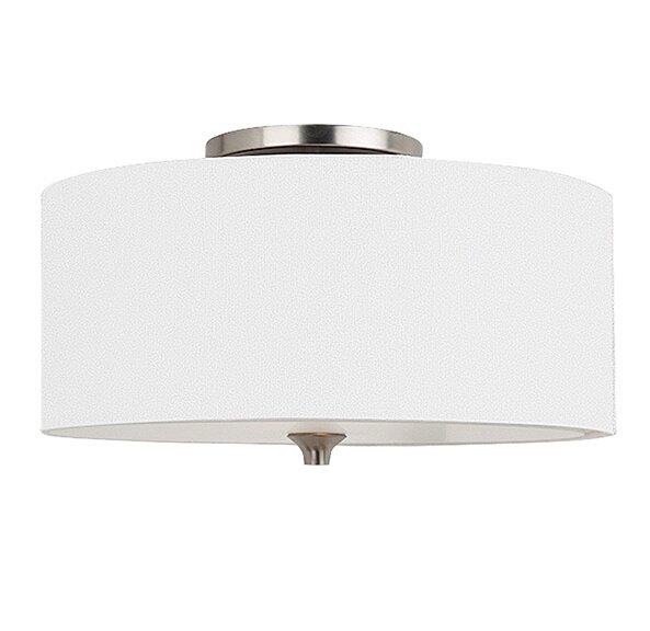 Mercury row onasander 2 light flush mount reviews wayfair aloadofball Choice Image