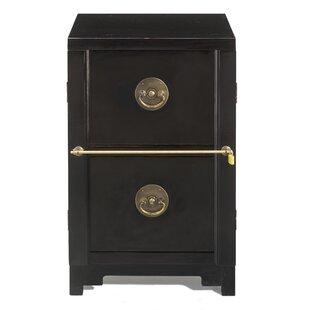 Hangzhou 2 Drawer Vertical Filing Cabinet By Bloomsbury Market