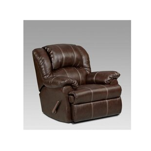 Impriano Chaise Manual Rocker Recliner