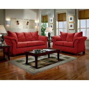 Norris 2 Piece Living Room Set Part 36