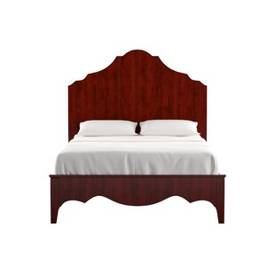 Online Reviews Betts Scalloped Panel Bed by Three Posts Reviews (2019) & Buyer's Guide
