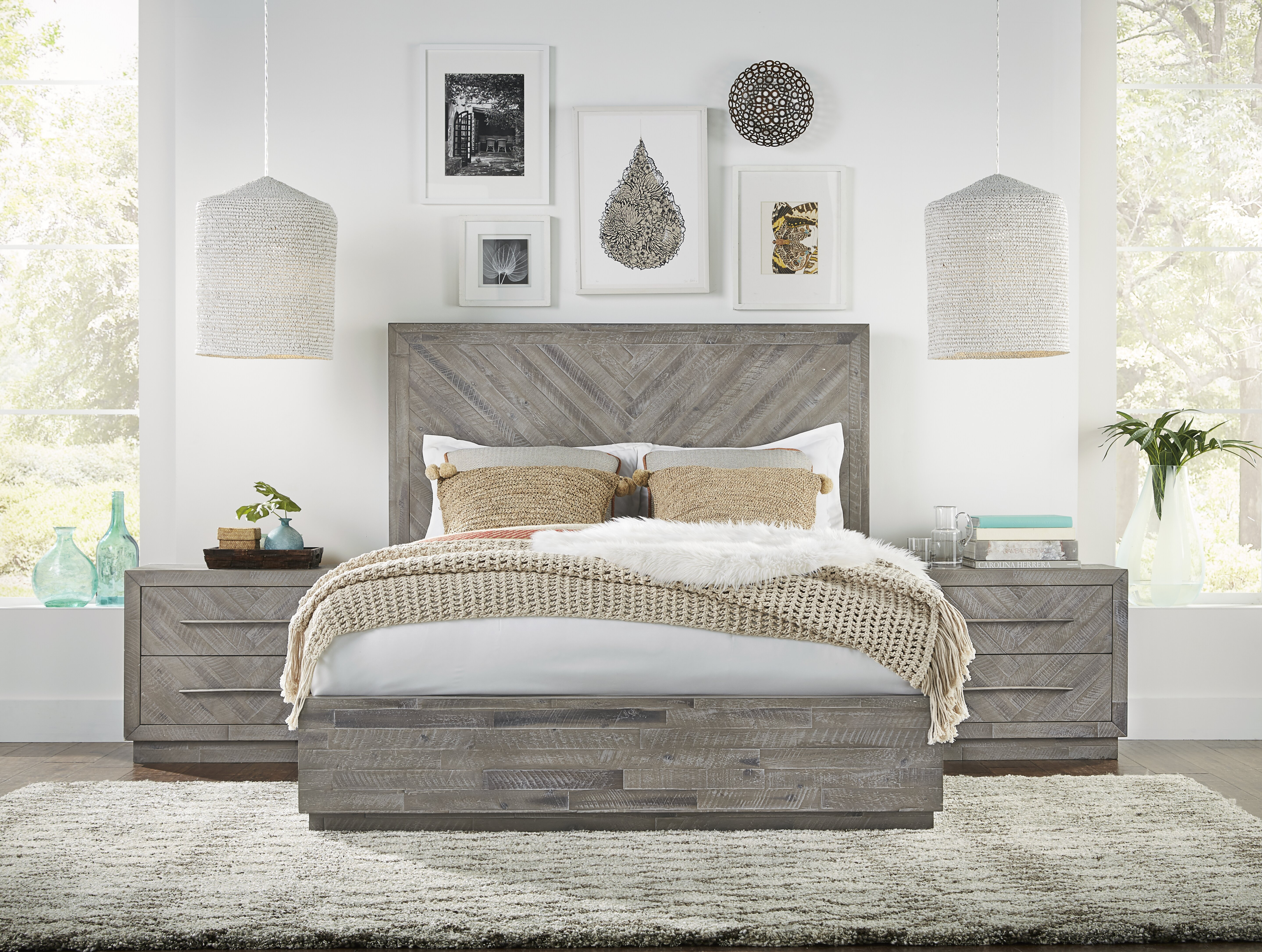Joss Main Platform Solid Wood Configurable Bedroom Set Reviews Wayfair