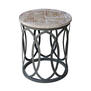 Omega End Table by White x..
