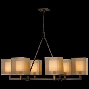 Fine Art Lamps Quadralli 6-Lig..
