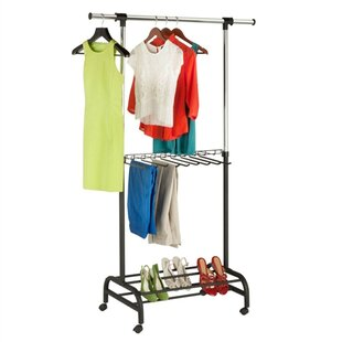 525 W Clothes Rack