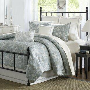 Chelsea 4 Piece Reversible Comforter Set