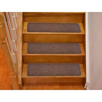 Latitude Run Brown Stair Tread Wayfair