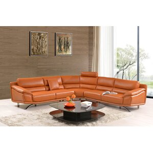 Reclining Sectional by Noci Design