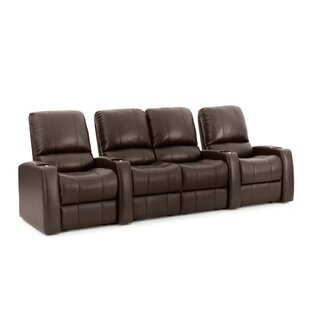 Latitude Run Home Theater Recliner (Row of 4)
