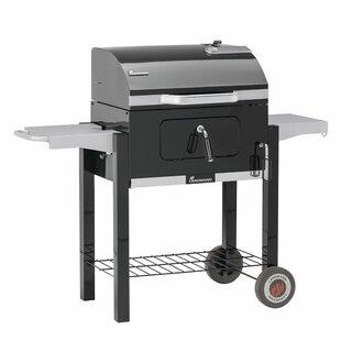 56cm Landmann Wagon Dorado Portable Charcoal Barbecue By Symple Stuff
