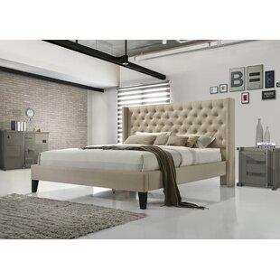 Birch Lane™ Heritage Kathrine Upholstered Platform Bed