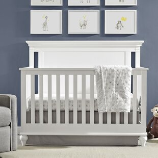 Allenvale 4-in-1 Convertible Crib By Harriet Bee