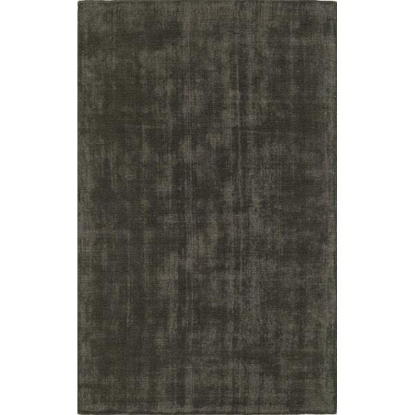 17 Stories Parker Charcoal Area Rug | Wayfair