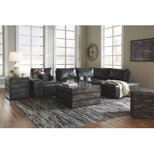 Foundry Select Binns 2 Pieces Coffee Table Set