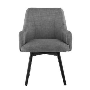 Affordable Farish Swivel Armchair (Set of 2) by George Oliver Reviews (2019) & Buyer's Guide