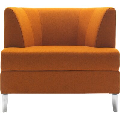 Fantastic Cosy Lounge Chair Segis Usa Finish Chrome Upholstery Uwap Interior Chair Design Uwaporg