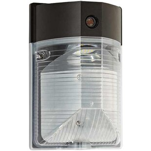 Elco Lighting 1-Light Outdoor Flush Mount