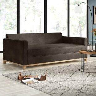 Lore Plush Deep Sofa