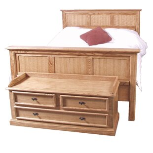 Lester Queen Panel Bed by Loon Peak
