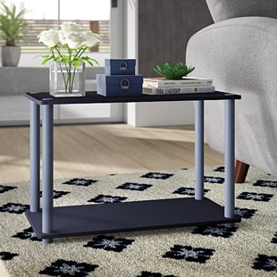 Amya End Table with Storage